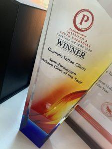 Semipermanent Makeup Award